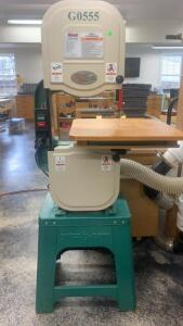 "Grizzly 14"" Band Saw Model G0555"