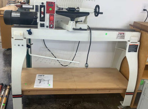 Jet 16x42 Variable Speed Lathe