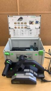 Festool 850 E-plus Planer Tool In Case