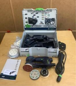 Festool Rotex 90 Dx Feq-plus Geared Eccentric