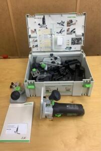 Festool Mfk 700 Eq-set Modular Router Tool In Box