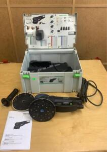 Festool Ro150 Feq-plus Geared Eccentric Sander In