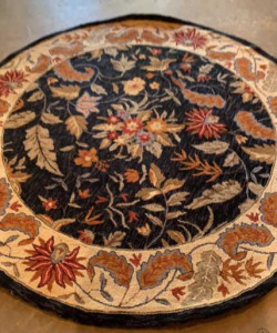 "Safavieh Chelsea Collection Round Rug 65"" Across"