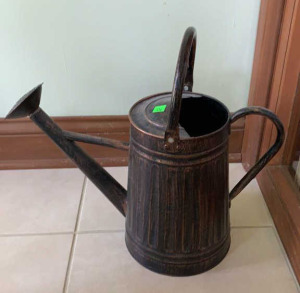 Decor Watering Can 16""